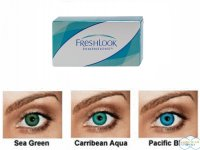 FreshLook Dimensions UV - havi kiemelő színes kontaktlencse (6 db/doboz)
