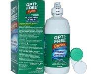 Opti-Free Express ápolószer kontaktlencse folyadék tokkal (355 ml)