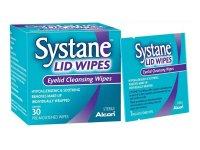 Systane Lid Wipes szemhéj tisztító kendő