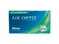 Air Optix for Astigmatism - havi kontaktlencse (3 db/doboz)